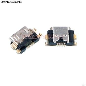 10PCS/Lot For ZTE B2015 / Blade V8 BV0800 V6 Plus / V7 Lite USB Charging Dock Charge Port Jack Socket Plug Connector смартфон zte blade v7 lite grey