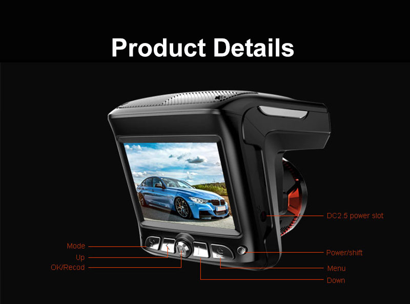 car dvr dash camera (4)