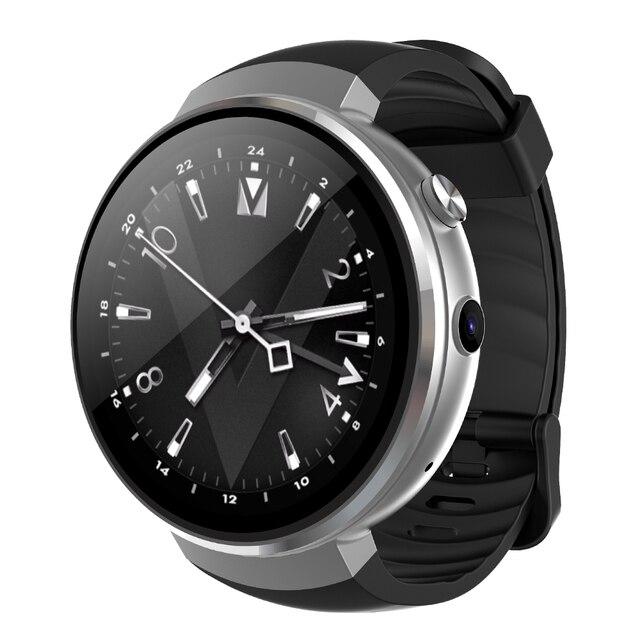 שעון אנדרואיד חכם הכולל בדיקת קצב הלב