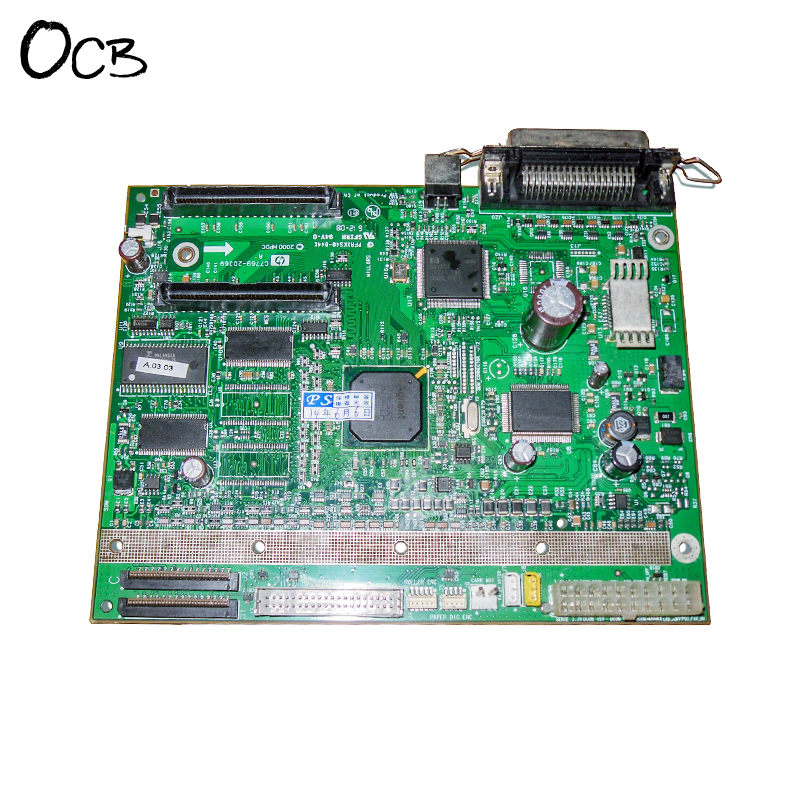 C7779-60144 C7779-60263 Mainboard Main Board For HP DesignJet 500 510 800 500PS 800PS Printer Formatter Board formatter pca assy formatter board logic main board mainboard mother board for hp m775 m775dn m775f m775z m775z ce396 60001
