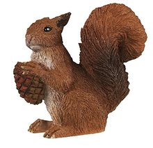 Squirrel animals Anime models toys hobbies action toy figures anime games birthday gifts