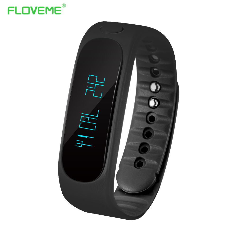 FLOVEME A8 Waterproof Sport Smart Band For Xiaomi Android 4 3 IOS Super Long Standby Smartband