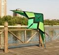 O envio gratuito de alta qualidade 2.5 m alto poder linha dupla stunt kites parafoil pipa linha de pipa de bicicleta a idéia para o presente hcxkites