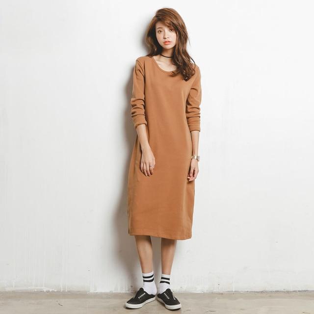 Cotton T-Shirt Dresses