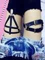 2015 NEW Fashion Punk Garter belt for leg all-match HARAJUKU one-piece free shipping