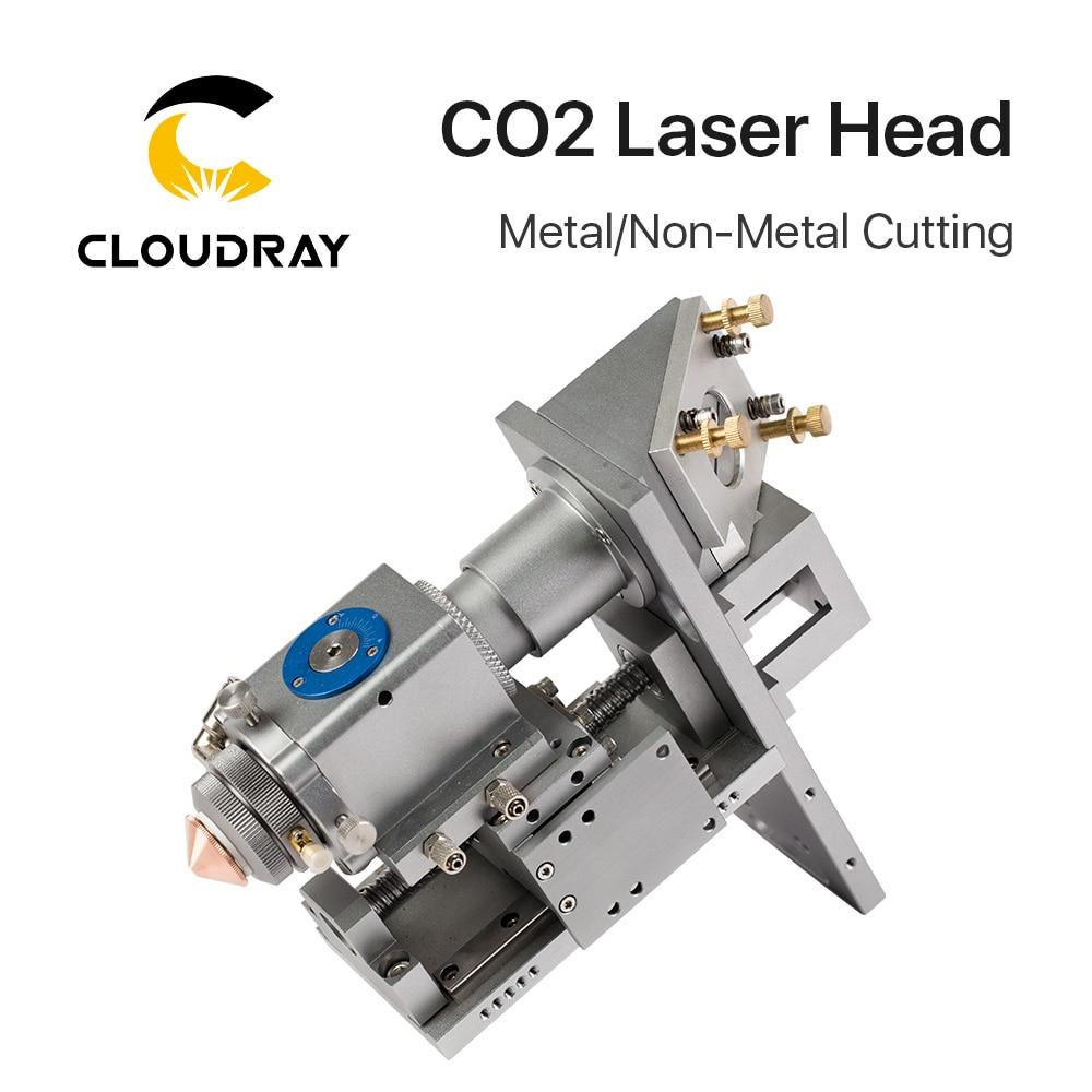 Cloudray CO2 Laser Cutting Head Metal Non-Metal Hybrid Auto Focus