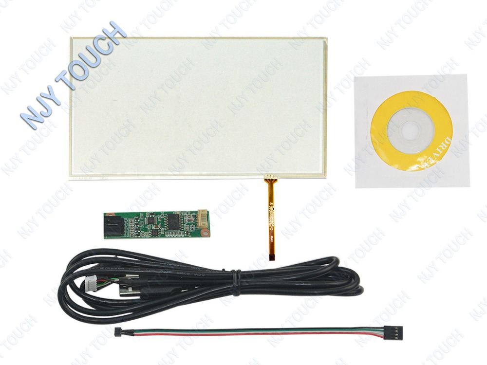 Free shipping 10.1 4Wire Resistive Touch Panel Digitizer 228x149mm with USB Controller kit for N101ICG-L21 LED ScreenFree shipping 10.1 4Wire Resistive Touch Panel Digitizer 228x149mm with USB Controller kit for N101ICG-L21 LED Screen