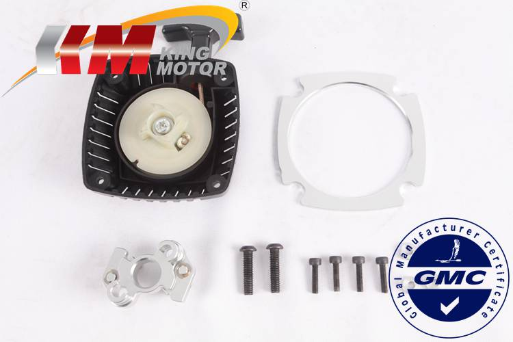 Pull Start Fits HPI Baja 5B,5T,5SC, CY and Zenoah motors as well from 23cc to 30.5cc baja rc reed valve system for cy zenoah engine