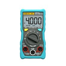 купить KKMOON Digital Multimeter Auto-Ranging Ammeter True-RMS Smart NCV Portable 4000 Counts LCD Display Auto Range AC/DC онлайн