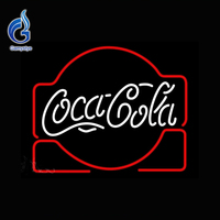 Neon Sign Cocaa Coke BarLight Neon Bulb Beer Pub Soft Drink Neon Lights Outdoor A Frame
