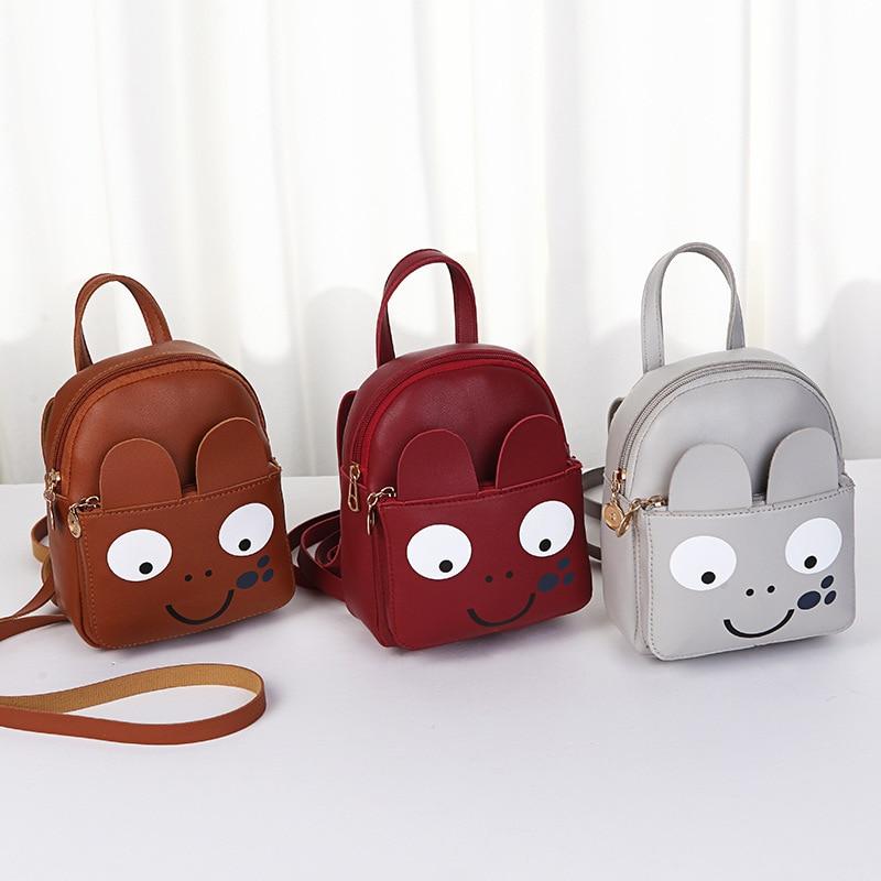 Cute Small Backpack For Girls Shoulder Bag Women 2019 Mini Back Pack Female Sling Shoulder Hand Bag For Little Girl Kid Children
