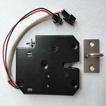 1 шт. DC12V 2A мини Электромагнитные замки Энергосберегающие Длительный срок службы электронные замки 80*59*13 мм для файла двери шкафа замок инстр...