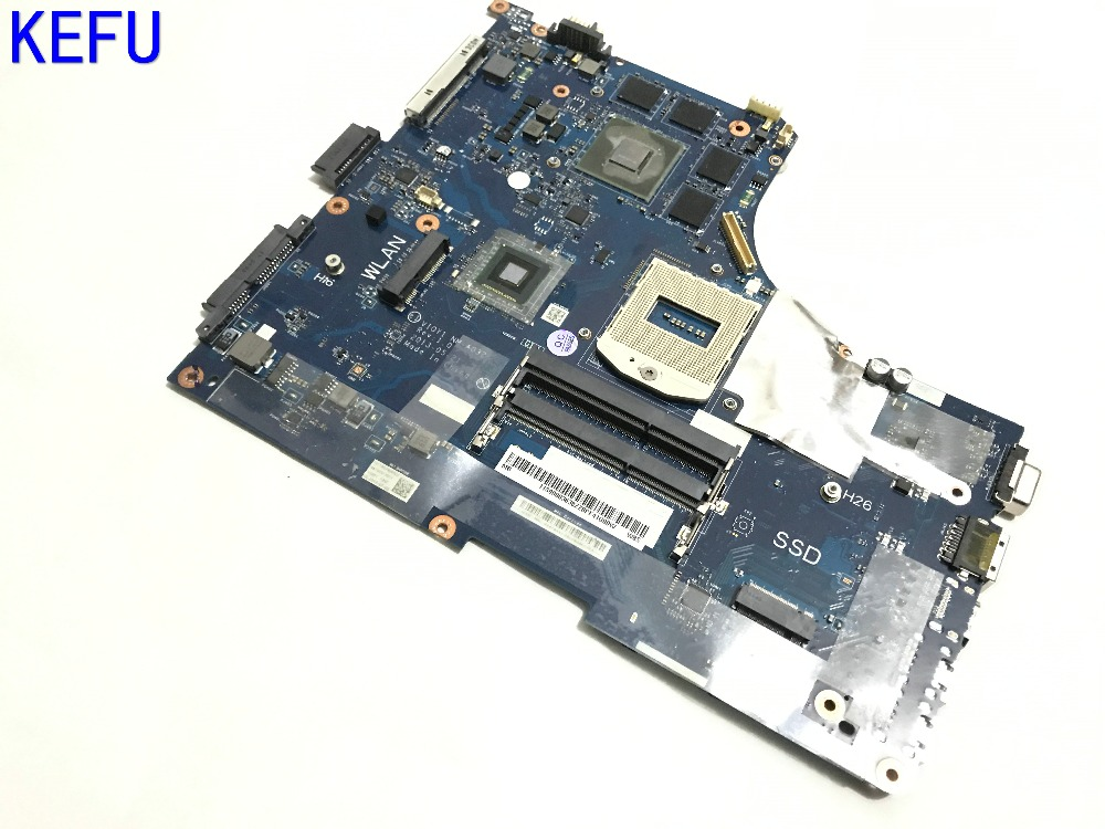 KEFU VIQY1 NM-A032 REV : 1.0 HD RESOLUTIONS Laptop motherboard for Lenovo Y510P NOTEBOOK SUPPORT i7 GT755 VIDEO CARD