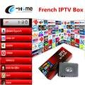 MAG254 NEOTV Francés Portugal Caja IPTV USB WiFi Del Sistema Linux Linux 2.6.23 STiH207 MAG 254 Unidades Top Box Mejor Que MAG250