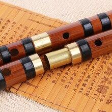 Китайская горькая бамбуковая флейта Dizi G F E D C Ключ Ручной Работы Музыкальный Инструмент+ флейта сумка+ флейта клей+ флейта мембранный инструмент