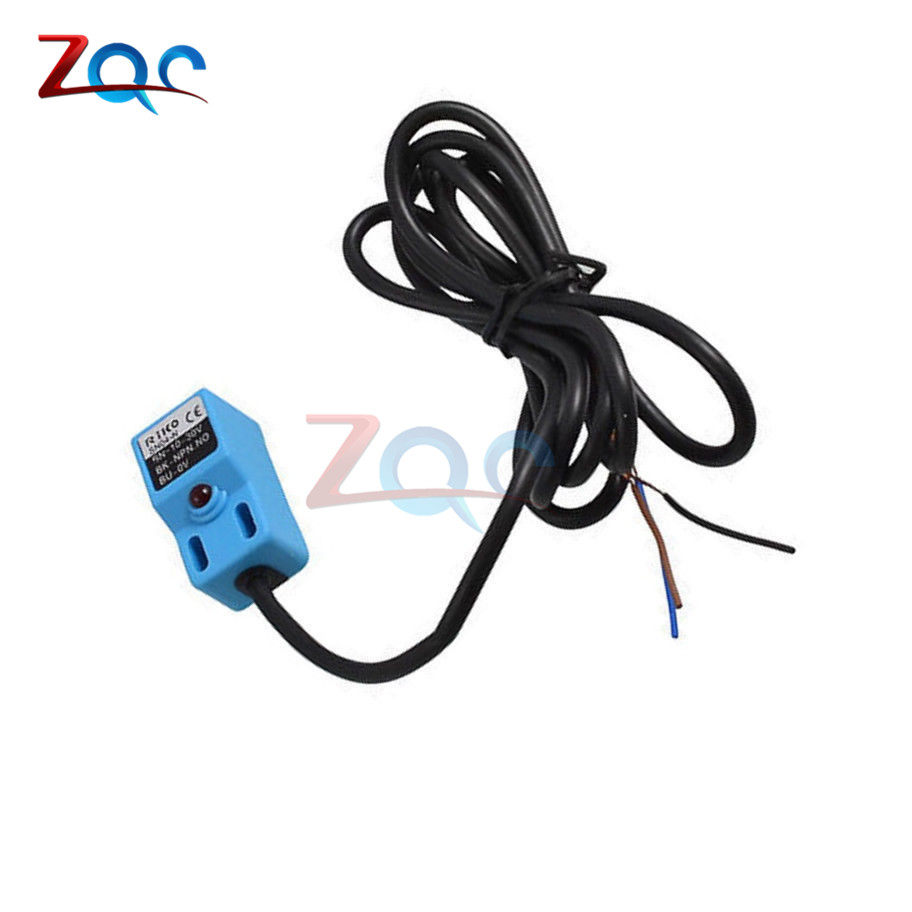 Online Shop Dianqi Inductive Proximity Sensor Sn04 N N2 P In Addition Pnp Npn Sensors Diagram On Switch Us 124 P2 Dc No