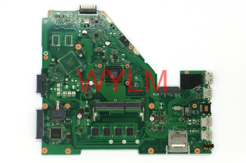 цены на FREE SHIPPING original A4-5000 CPU X550 X550E X550EA X550EP motherboard MAIN BOARD mainboard 60NB03R0-MB240 100% Tested Working в интернет-магазинах