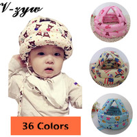 2015 Baby Learning To Walk Prevent Collision Fall Prevention Safety Hat Accessories Caps For Newborns Safety