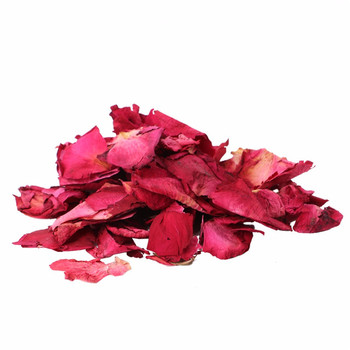 1 Pack Dried Rose Petals Natural Flower Bath Spa Whitening Shower Dry Rose Flower Petal Bathing Relieve Fragrant Body Massager 3