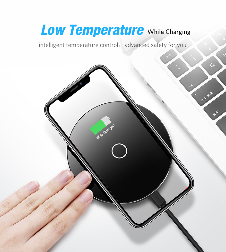 Smart Wireless Charger Pad 9