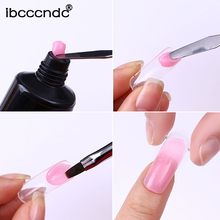 30g Polygel Nail Acrylic Poly Gel Pink White Clear Crystal UV LED Builder Gel Tips Enhancement Slip Solution Quick Extension Gel