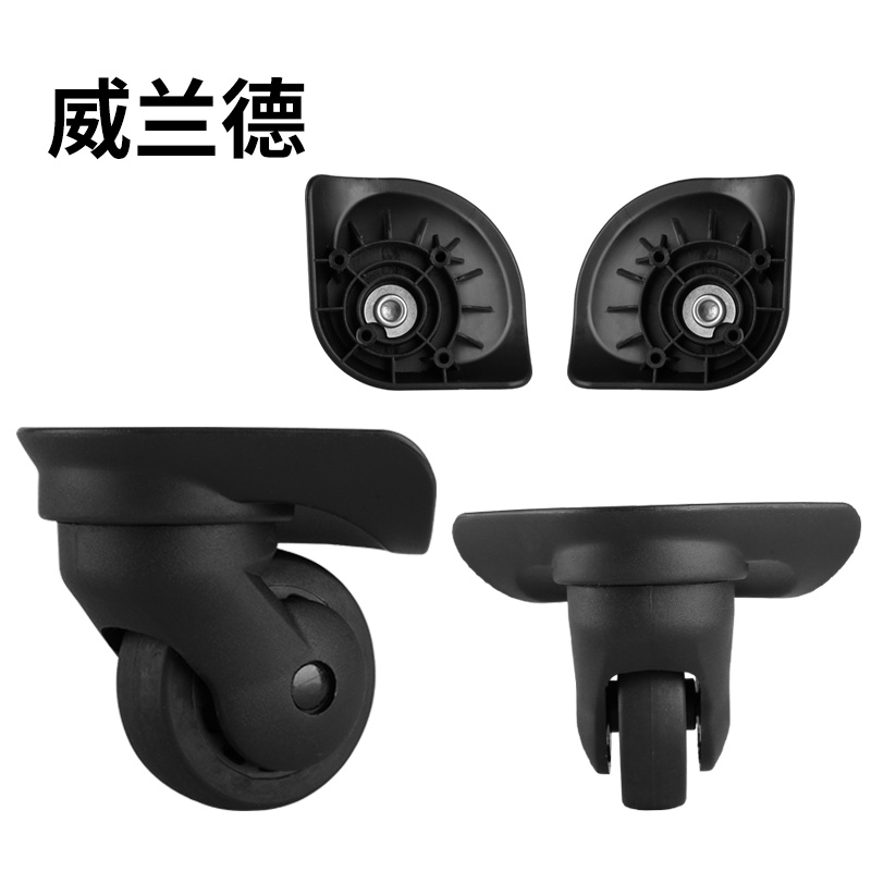 Suitcase Wheels  Luggage Suitcase Replacement Wheel Fashion Sale Axles Deluxe MuteRepair Deluxe Repair Tool Pull Rod Box Casters