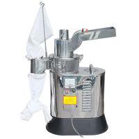 40 кг/час Автоматическая молотковая мельница дробильная машина для растений