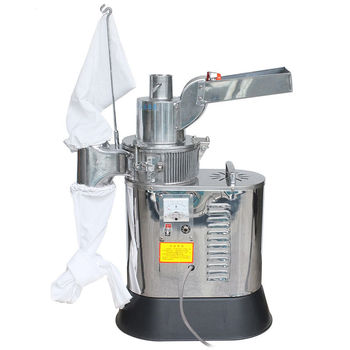 40kg/hour Automatic Hammer Mill Herb Grinder machine  Мельница
