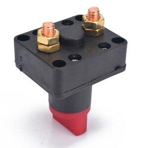 Image 5 - 1pc 100A Batteria Isolator Interruttore di Isolamento Scollegare Lalimentazione Cut Off Kill Switch Per CAMPER Barca Auto Camion Auto Yacht mayitr