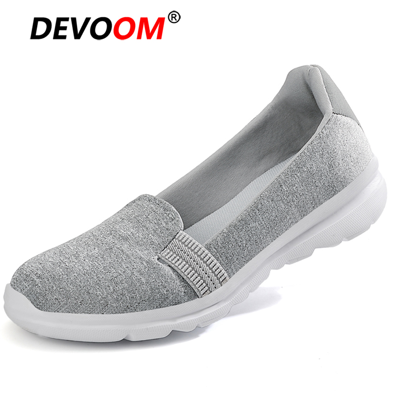 2019 Fashion Espadrilles Femme Sneakers Comfort Unisex Alpargatas Hombre Slip on Sneakers <font><b>Women</b></font> Platform Shoes Flat <font><b>Women</b></font> Shoes image