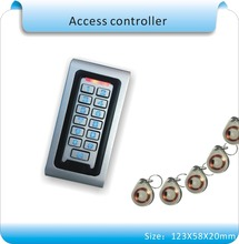 control case crystal access