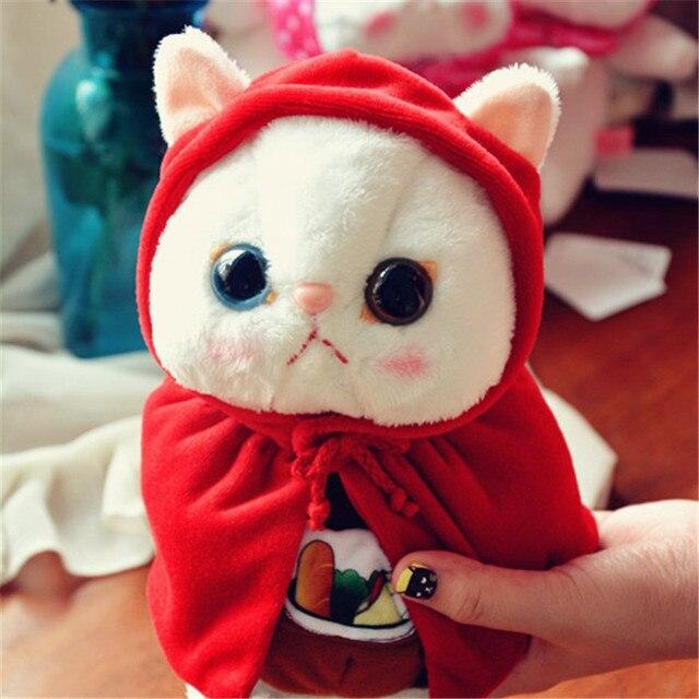 Плюшевая игрушка Японский розовый кот 2