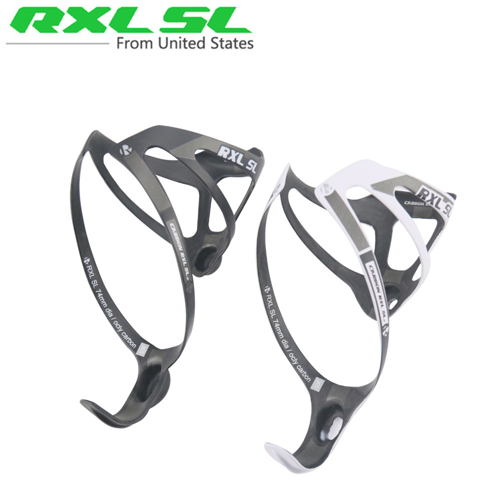XXX Carbon Bottle Cages Black Bicycle Bottle Cage Holder UD Matt Ultra-Light Cycling Carbon Bottle Cages Mtb 2pcs Bottle Holder rst bc2008 cycling bicycle carbon fiber water bottle holder black