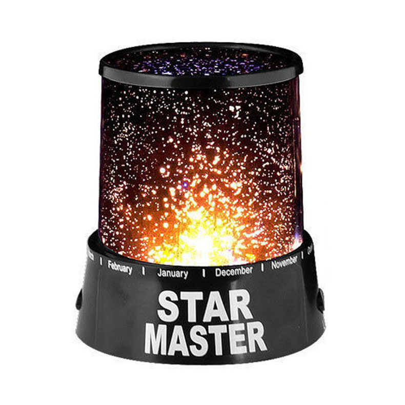 Star Mater Night Light Sky LED Projector Mood Lamp Kids Bedroom TSH Shop