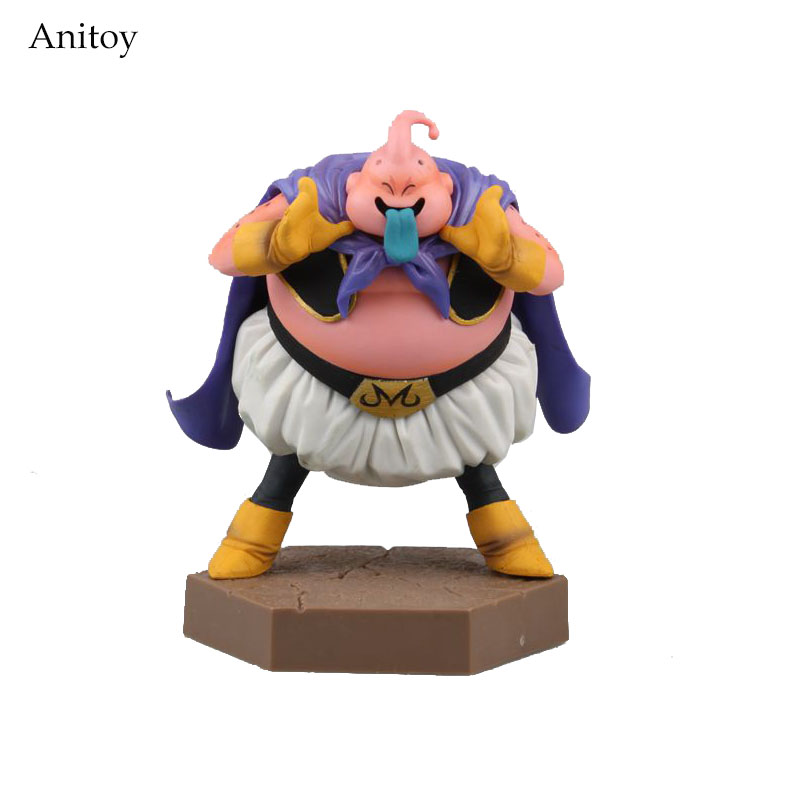 Dragon Ball Z KAI Majin Buu DXF Fighting Combination vol.2 PVC Action Figure Collectible Model Toy 14cm KT3904