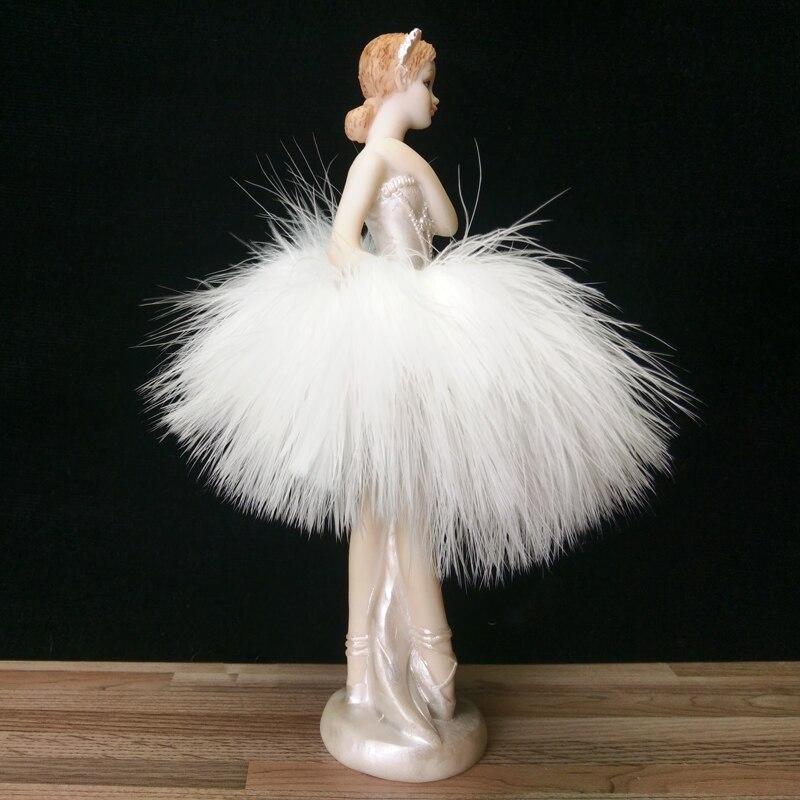 Ballet Girl Dancing Fairy Angel adornos jardín decoraciones ángeles ...