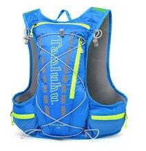 Stile della maglia Tanluhu 15L peso leggero Multi-tasca impermeabile Corsa E Jogging Ciclismo Zaino si può compatibile con il sacchetto di acqua