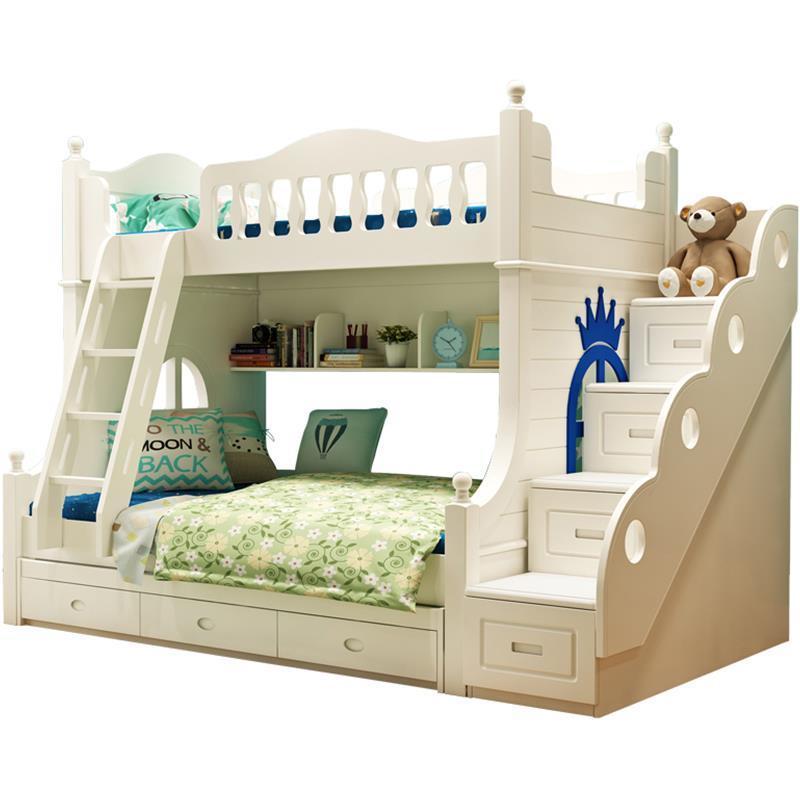 Yatak Frame Letto Ranza Box Tempat Tidur Tingkat Meuble De Maison Room Set Moderna Mueble Cama bedroom Furniture Double Bunk Bed