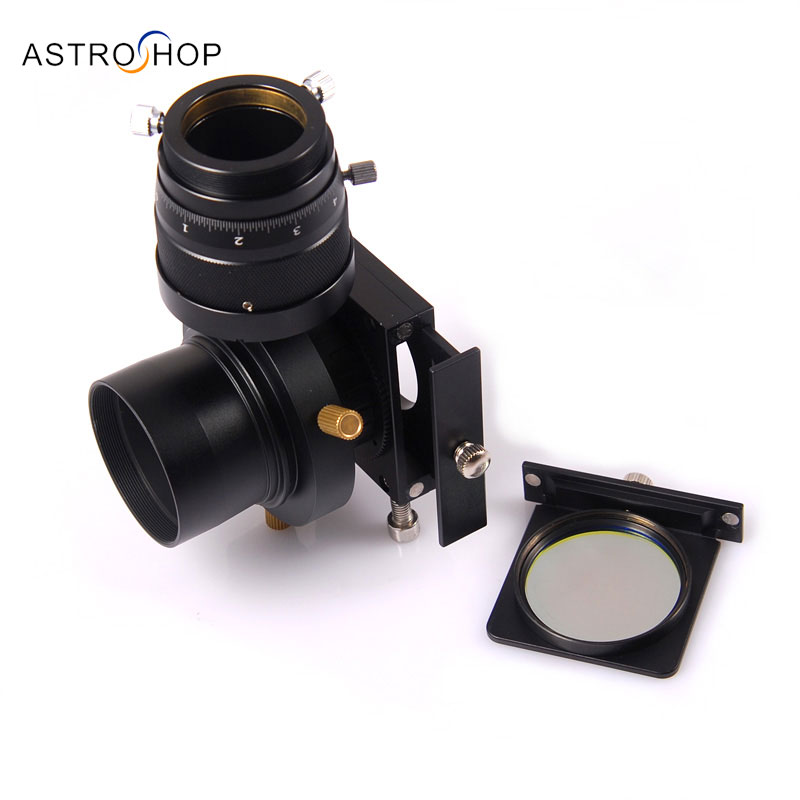 Astronomical Telescope Guider OAG With A Filter Drawer, The Standard Thickness Of S8146-2