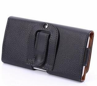 Black Holster Leather Phone Case Belt Clip For Samsung Galaxy C5 On7 On5 A5 A7 A3 j5 j7 j3 2017 2016 J2 Prime J3 Emerge Z4 S8