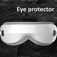 Vibrating Massage Eye Protector Thermostatic Hot compress Eye Massager Relieve fatigue eye protection machine Eye care device