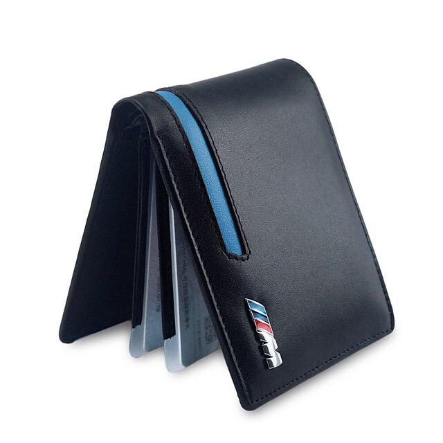 2e388a228dd27 Portfel Etui Dokumenty Pieniądze BMW Mpower Skóra