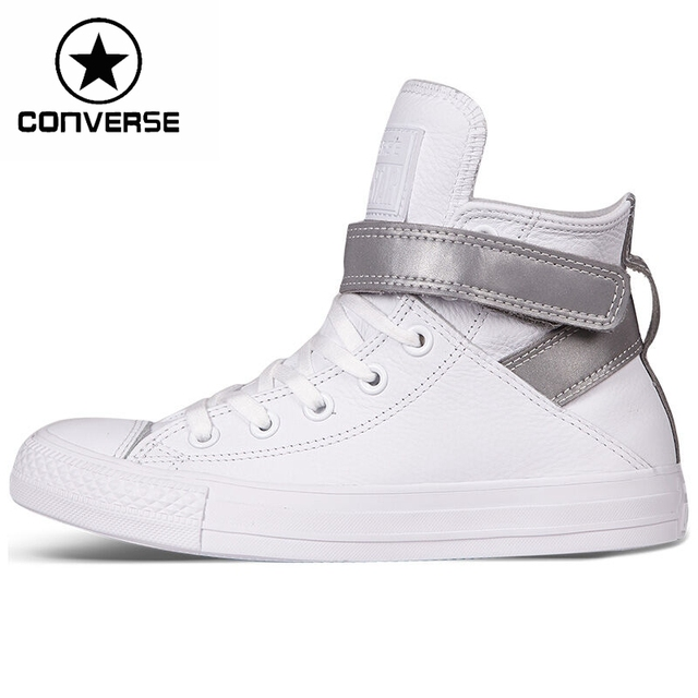0a15e8952c81 Original New Arrival Converse all star brea reflective Women s  Skateboarding Shoes Sneakers