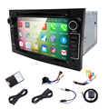 Android 5.1 Quad Core 1024*600 2 Din Dvd-плеер Автомобиля Для Opel Astra Vectra Zafira Corsa Antara GPS Навигации Радио Аудио Видео