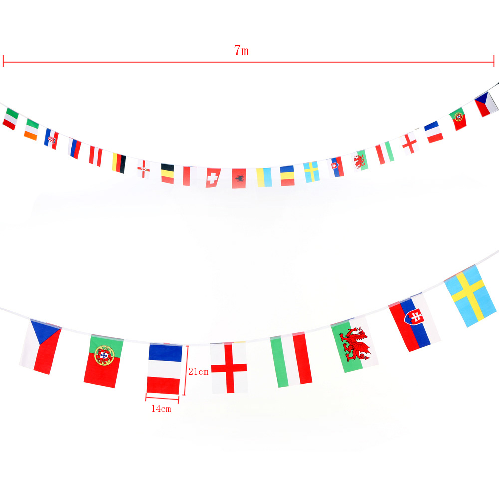 flags of the world banner - photo #4