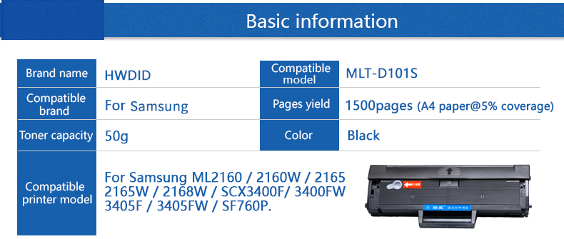 MLT-D101S-