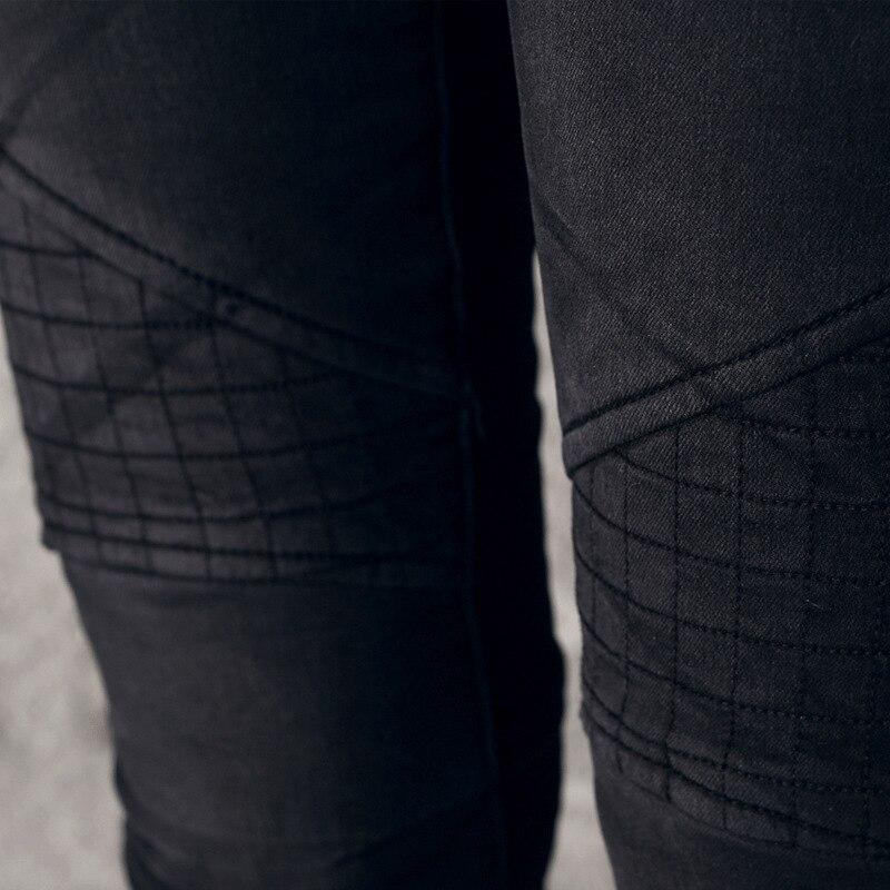 Di Jeans Velluto Femminili Con I Il 522 Nero Sottili Vita Stirata Pantaloni A ppq8axw