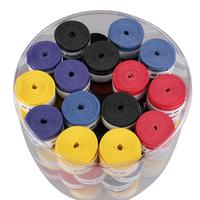 (60pcs/lot) Pro Overgrips Abcyee Viscous feeling Badminton Racket Grip Tennis Racquet Overgrip 011 4 Colors 60PCS