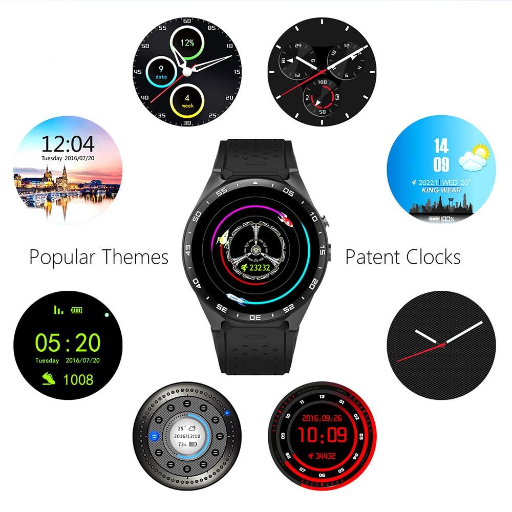 Kaimorui Smart Watch Podómetro Sleep Monitor de asistencia - Electrónica inteligente - foto 2