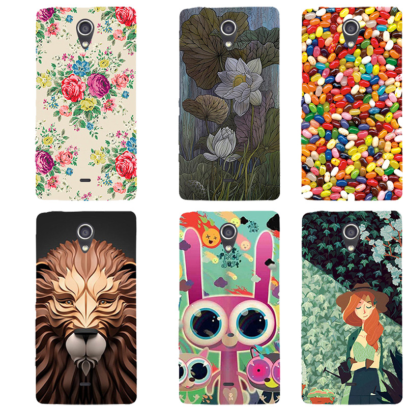 Newest Fashion Cartoon UV Print Plastic Back Case for Sony Xperia T Lt30i Ultra Thin Phone Cover Skin for Sony Xperia T Lt30p